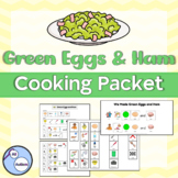 Green eggs & ham cooking packet - UK/AU version