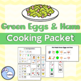 Green eggs & ham cooking packet - US version