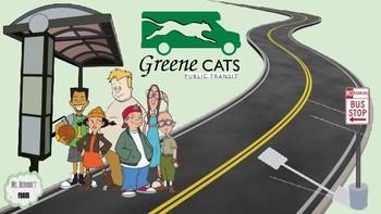 Greene CATS Public Transportation BUNDLE