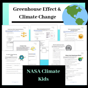 Greenhouse Effect & Climate Change