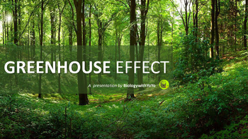 Greenhouse Effect PPT