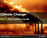PPT - Greenhouse Effect & Climate Change + Student Notes -