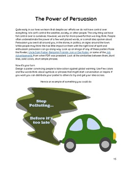 Greenhouse Gases Lesson Plan