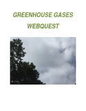 Greenhouse Gases in class webquest