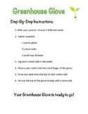 Greenhouse Glove Step-By-Step