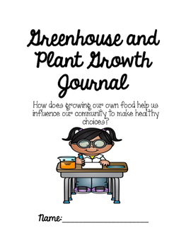 Greenhouse and Plant Growth Journal
