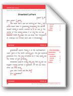 Greenland Letters (Gr. 6+/Week 10)