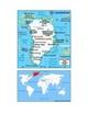 Greenland Map Scavenger Hunt