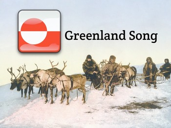 "Greenland Sing-Along Movie mp4 from ""Geography Songs"" by Kathy Troxel"
