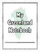 Greenland:  Worksheets, Maps, and Journaling Pages