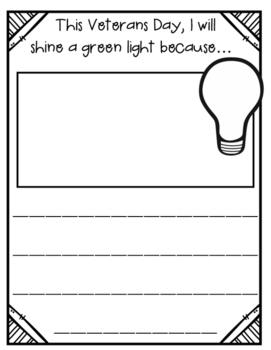 Greenlight a Vet November Freebie