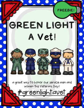 Greenlight a Vet November Freebie