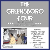 Greensboro Four Reading Passage