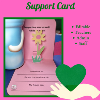 Greeting Card (Mother's Day or Valentine's Day)