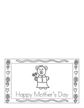 Greeting Card Writing Print