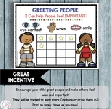 Greeting Incentive Chart