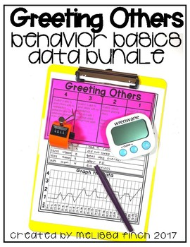 Greeting Others- Behavior Basics Data
