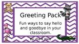 Greeting Pack