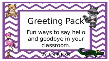 Greeting Pack