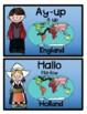 Morning Meeting Greetings: Hellos Around the World