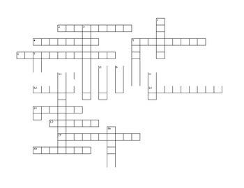 Greetings Emotions Crossword