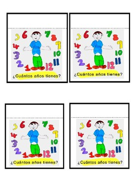 Greetings Interactive Foldable