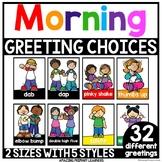 Greetings   No Contact and Minimal Contact   Social Distancing