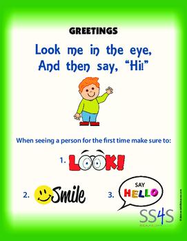 Greetings Poster