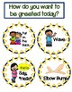 Greetings in the Classroom: Why and Seven Different Versions