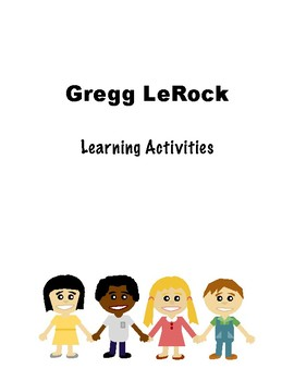 Gregg Le Rock French Unit