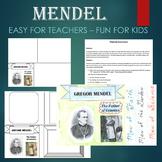 Gregor Mendel Flipbook