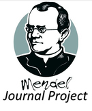 Gregor Mendel Genetics Journal Project