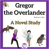 Gregor The Overlander Novel Study
