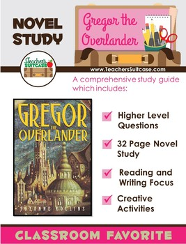 Gregor the Overlander {By the Author of The Hunger Games}