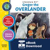 Gregor the Overlander - Literature Kit Gr. 5-6
