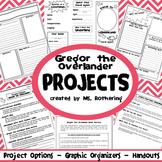 Gregor the Overlander Project Pack