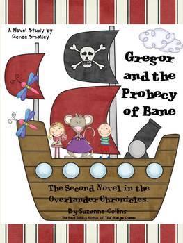 Gregor the Overlander & The Prophecy of Bane {Book Bundle}