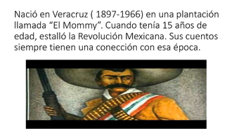 Gregorio López y Fuentes (breve biografía)