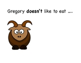Gregory The Terrible Eater (Articulation)