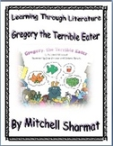 Gregory the Terrible Eater: Common Core Reading Comprehension Printables