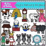 Greg's Nursery Rhyme Clipart Set