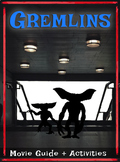 Gremlins Movie Guide + Activities (Color + B/W)