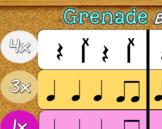 Grenade, Bruno Mars - ADVANCED Bucket Drumming!