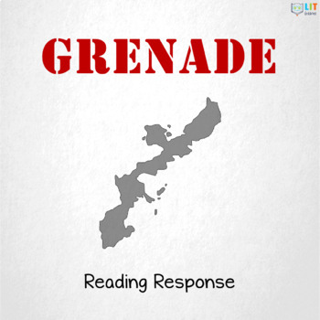 Grenade by Alan Gratz: Comprehension, Literary Analysis, & Discussion Questions