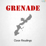 Grenade by Alan Gratz: Fiction Close Readings, Graphic Organizers