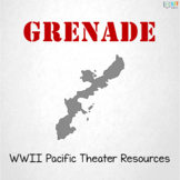 Grenade by Alan Gratz: WWII Pacific Theater Readings, Activities, Project