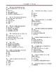 Grendel - by John Gardner: 70 Multiple Choice Question Exam