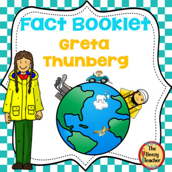 Greta Thunberg Fact Booklet