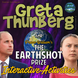 Greta Thunberg and Prince William's EarthShot Prize STEM Activities