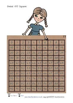 Gretel 100 Square